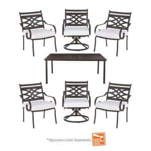 Middletown 7-Piece Patio Dining Set with Cushion Insert (Slipcovers Sold Separately)