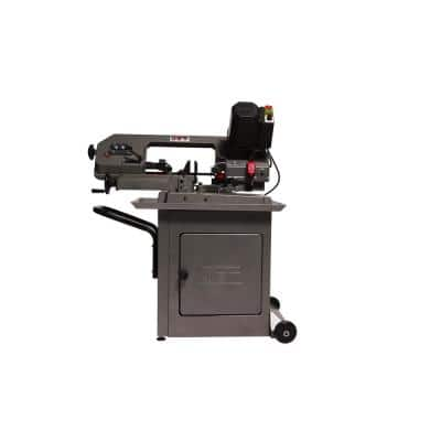 HBS-56MVS 5 in. x 6 in. 0.5 HP 115-Volt Variable Speed Mitering Horizontal Bandsaw