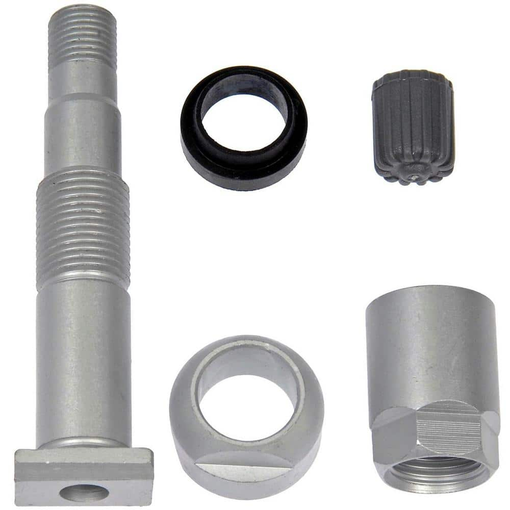 Oe Solutions Tpms Service Kit Replacement Valve Stem Includes Stem Washer Grommet And Nut 609 142 The Home Depot