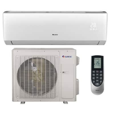 Vireo 28000 BTU Ductless Mini Split Air Conditioner and Heat Pump -230-Volt