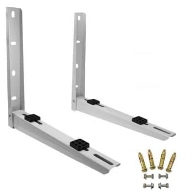 Foldable Mounting Bracket for Mini Split Condensing Unit for 12000-18000 BTU