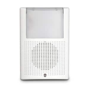 Wireless Plug-In Door Bell Night Light Kit