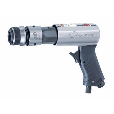 Air Hammer with Quick Change and Chisel Set