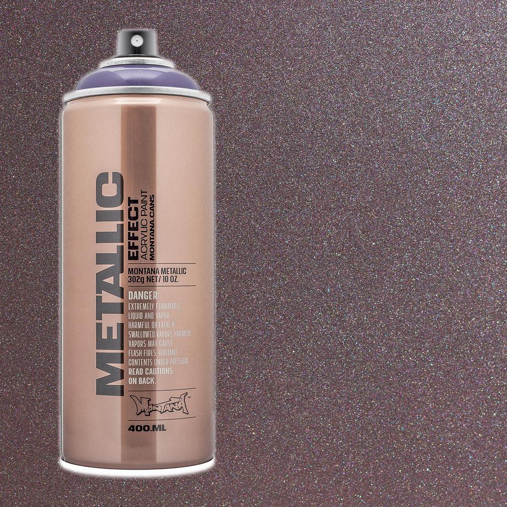 10 oz. METALLIC EFFECT Spray Paint, Plum