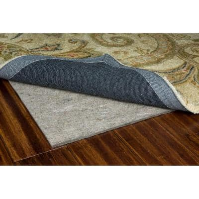 Premium All Surface Gray 9 ft. x 12 ft. Rug Pad