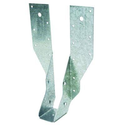 THA 9-11/16 in. Galvanized Adjustable Hanger for 2x Truss