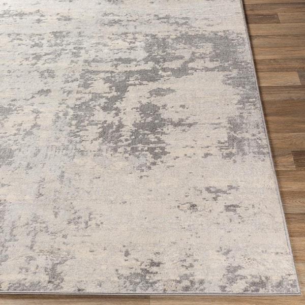 Artistic Weavers Utari Gray 2 Ft X 3 Ft Area Rug S00161016213 The Home Depot