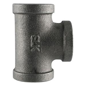 3/4 in. Black Iron Tee