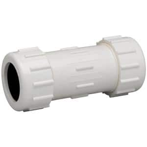 1-1/4 in. PVC Compression Coupling