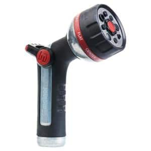 Heavy-Duty Thumb Control 10-Pattern Nozzle