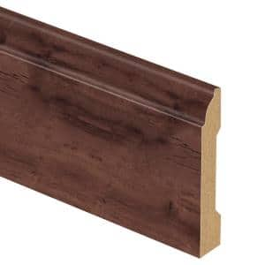 Reclaimed Oak 9/16 in. Thick x 3-1/4 in. Wide x 94 in. Length Laminate Base Molding