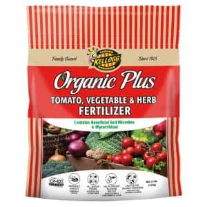 3.5 lb. Organic Tomato Vegetable and Herb Fertilizer