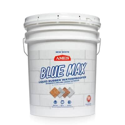 Blue Max 5 Gal. White Basement Waterproofing Sealer Regular Grade