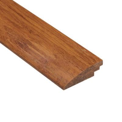 Strand Woven Harvest 3/8 in. Thick x 2 in. Wide x 47 in. Length Bamboo Hard Surface Reducer Molding