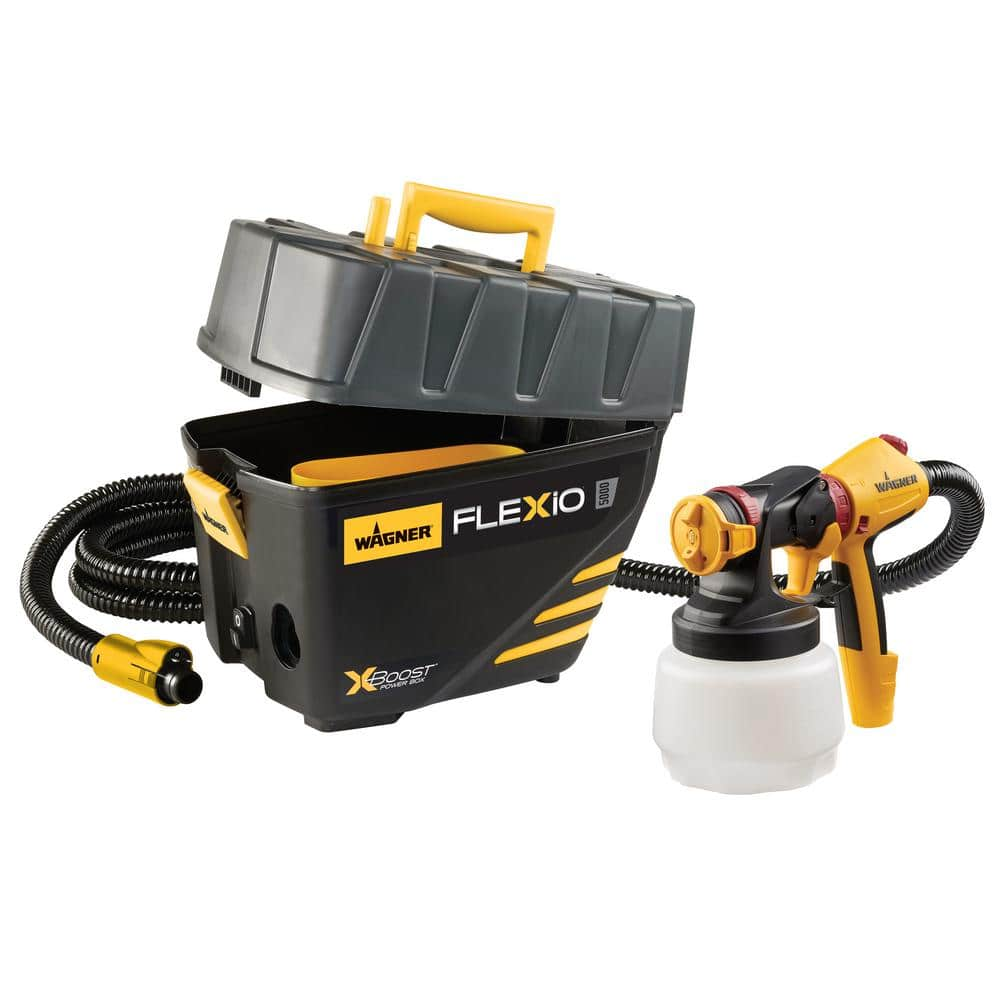 Wagner Flexio 5000 HVLP Stand Paint Sprayer Stationary