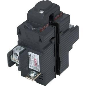 New UBIP 60 Amp 1-1/4 in. 2-Pole Pushmatic Replacement Circuit Breaker
