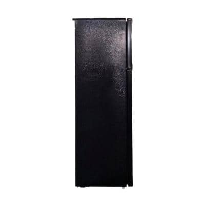 10 cu. ft. Top Freezer Refrigerator in Black