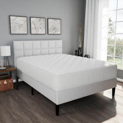 100% Cotton Padded Mattress Cover