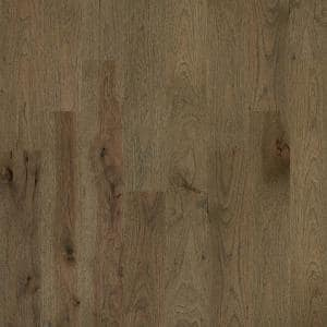 Belvoir Hickory 7-1/2 in. W Romanesque Engineered Hardwood Flooring (31.09 sq. ft./case)