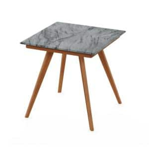 Redang Tripula 4-Leg Square Smart Top Wood Outdoor Dining Table