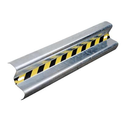 48 in. Galvanized Steel Guard Rail