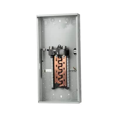 200 Amp 20 Space 40-Circuit Main Breaker Copper Bus Indoor Load Center