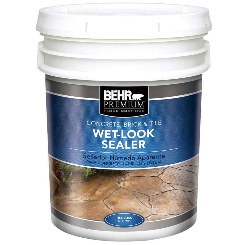 5 Gal. Wet Look Sealer