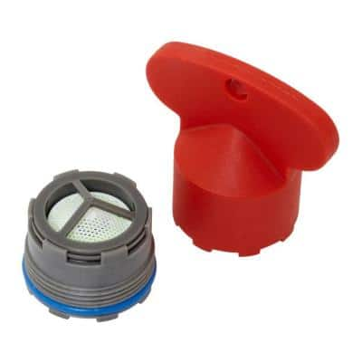 0.5 GPM Aerator Cache and Key