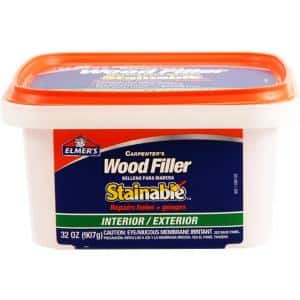 Premium 1 qt. Stainable Wood Filler
