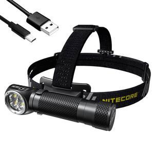 2700 Lumens USB Rechargeable Headlamp