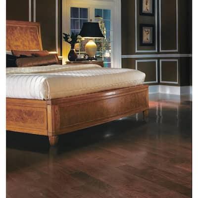 Birch Dark Gunstock 3/8 in. Thick x 4-1/4 in. Wide x Random Length Engineered Click Wood Flooring (480 sq. ft. / pallet)