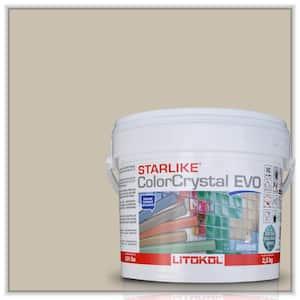 Starlike EVO Epoxy Grout 800 Grigio Oslo 2.5 kg - 5.5 lbs.