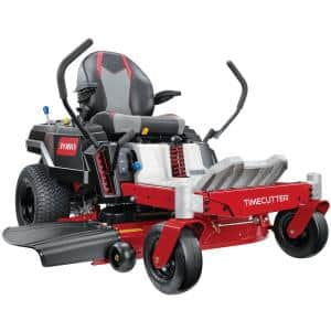 TimeCutter 42 in. IronForged Deck 23 HP Kawasaki V-Twin Gas Dual Hydrostatic Zero Turn Riding Mower with MyRIDE CARB