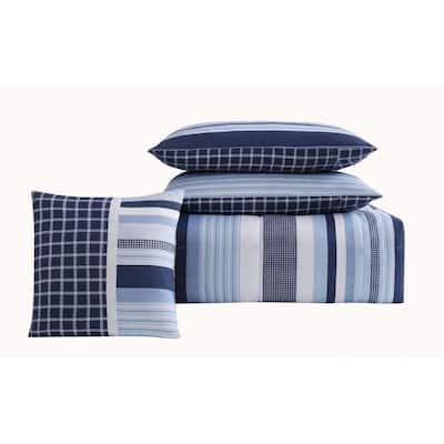 Mason Stripe Comforter Set