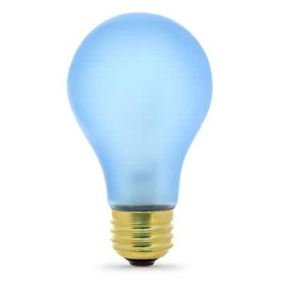 60-Watt E26 A19 Medium Base Indoor and Hydroponic Greenhouse Dimmable Incandescent Plant Grow Light Bulb (1-Bulb)