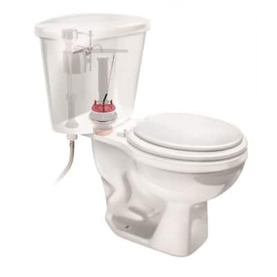 Universal 3 in. Adjustable Toilet Flapper for Glacier Bay Toilets
