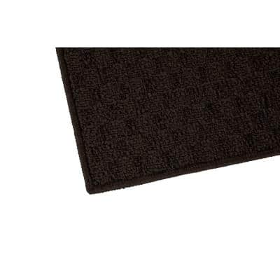 Town Square Mocha 9 ft. x 12 ft. Area Rug