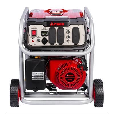 6,000-Watt Gasoline Powered Portable Generator