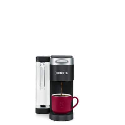 K-Supreme Black Single Serve Coffee Maker
