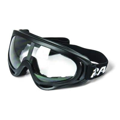 Clear Deluxe Motorcycle Riding Glasses