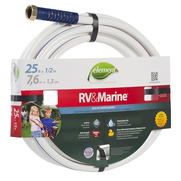 Dia X 25 Ft Marine Rv Water Hose, 25 Ft Garden Hose Home Depot