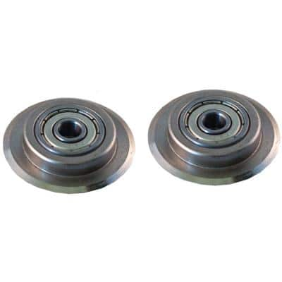 Replacement Blades for Corrugated Stainless Steel Tubing Cutter