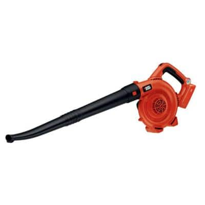 120 MPH 90 CFM 40V MAX Lithium-Ion Cordless Handheld Leaf Sweeper (Tool Only)