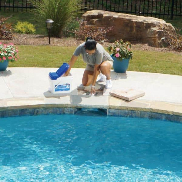 Pool Time Maxblue 5 Lb 3 In Tablets 22838ptm The Home Depot
