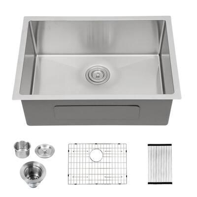 33 In Undermount Kitchen Sinks Kitchen Sinks The Home Depot