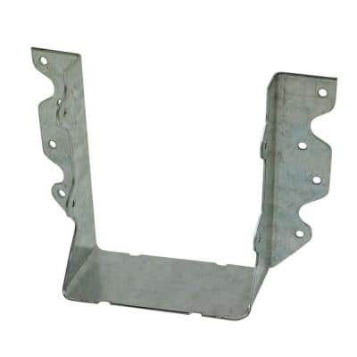 U Galvanized Face-Mount Joist Hanger for 4x6 Rough Lumber