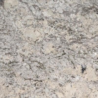 3 in. x 3 in. Granite Countertop Sample in Alpine Valley