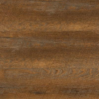 Sawcut Classic 7.5 in. L x 47.6 in. W Luxury Vinyl Plank Flooring (24.74 sq. ft. / case)