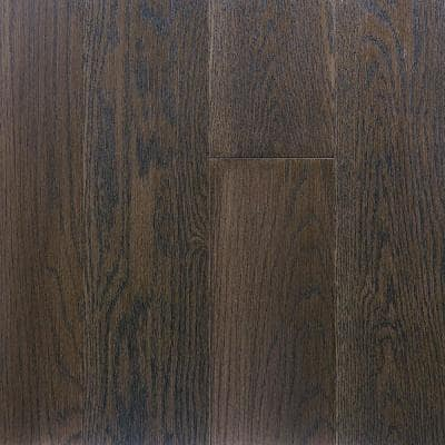 Take Home Sample - Rustic Barn Engineered Waterproof Hardwood Flooring - 5 in. Width x 6 in. Length