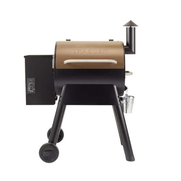 Heavy Duty 22 Series BAS379 for Traeger PRO 575 Wood Pellet Grill /& Smoker Cover